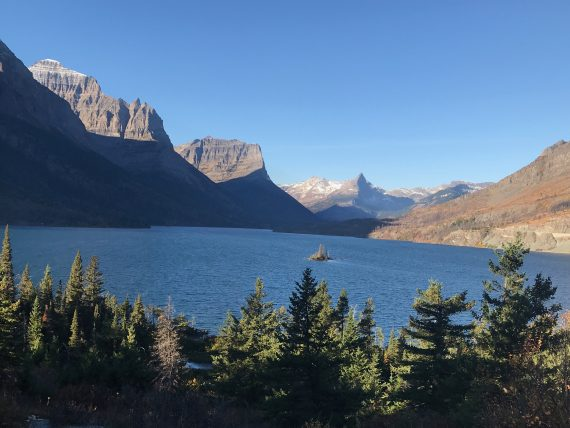 September in Glacier National Park
