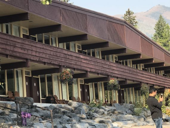 Apgar Village Inn