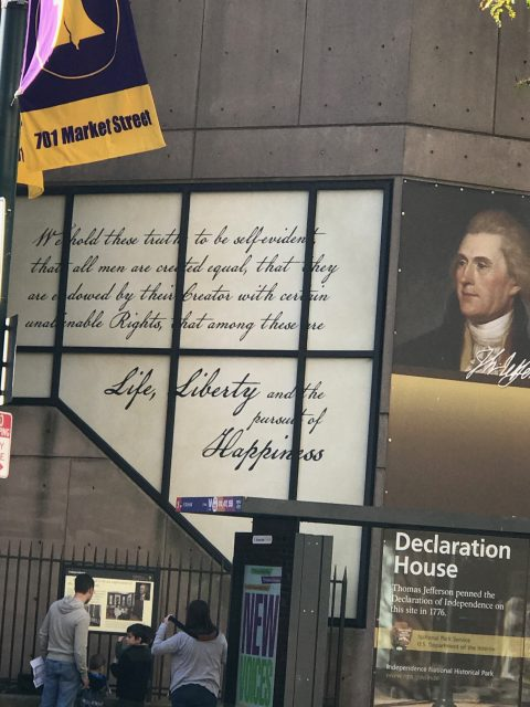 Declaration House Philadelphia
