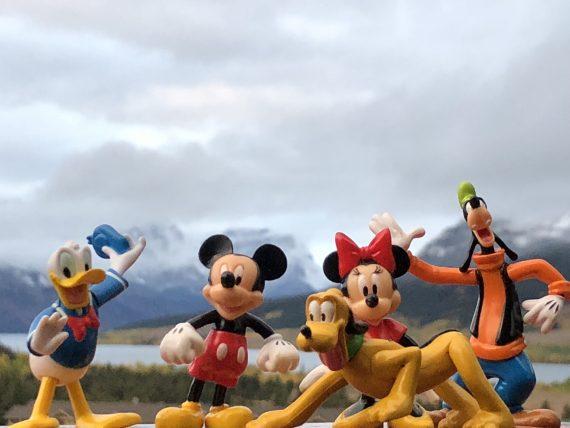 Disney Fab 5
