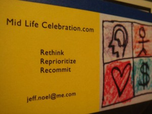 Rethink, Reprioritize, Recommit