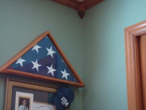 Dad's Flag, Son's Hat