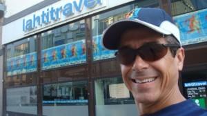 Lahti Travel, August 2009