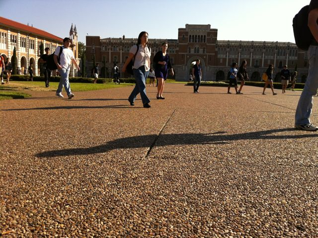 College Campus, October 13, 2010