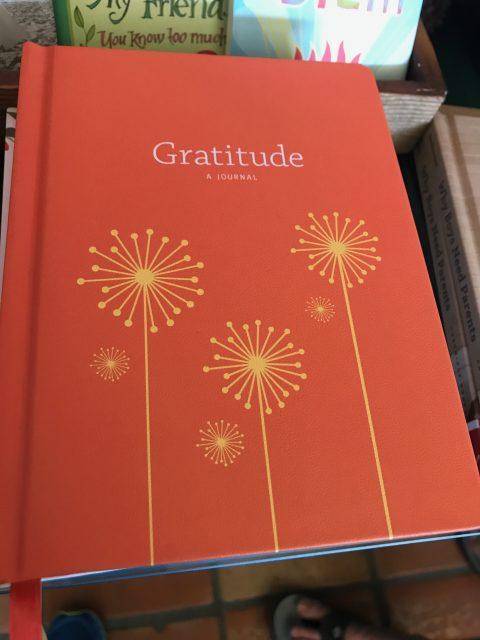 Book about gratitude