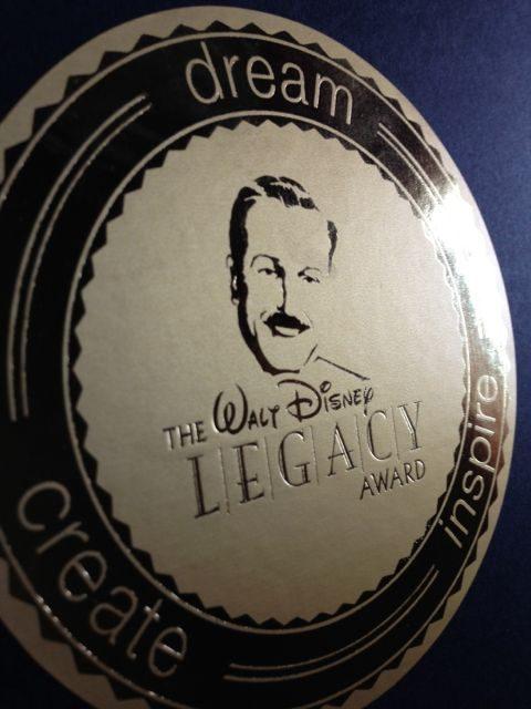 Walt Disney Legacy speaker