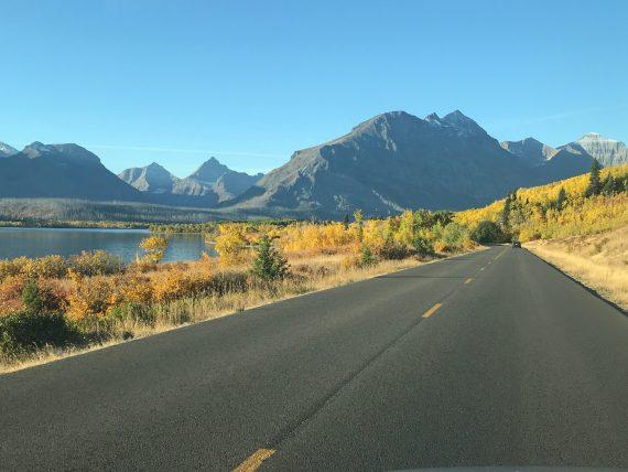 September in Glacier National Park