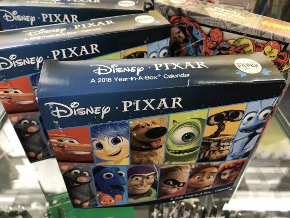 Disney calendars