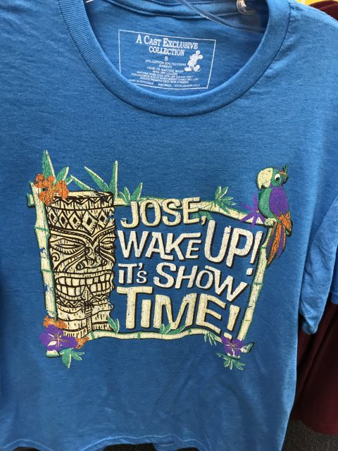 Cast t-shirts