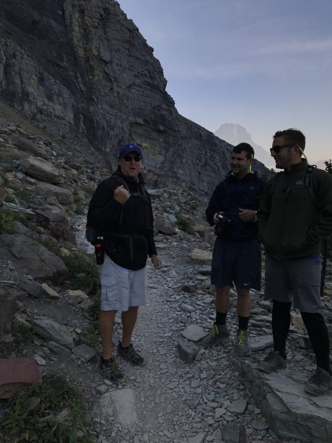 Highline Trail