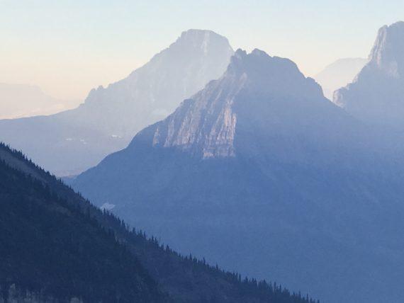 Grinnell Glacier Overlook hike