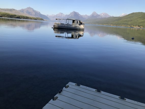 Lake McDonald VRBO home