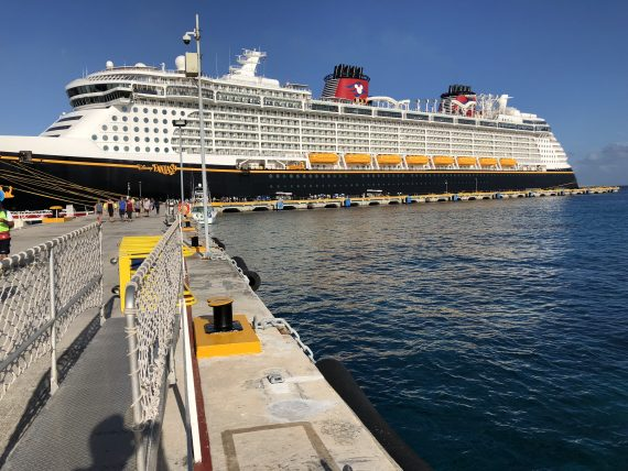 Disney Cruise Cozumel