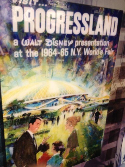 Disney's Progressland