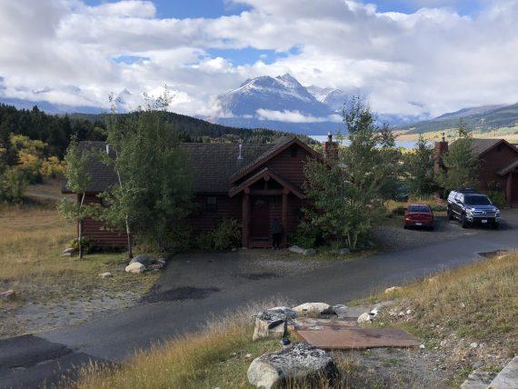 Citadel Cabin view