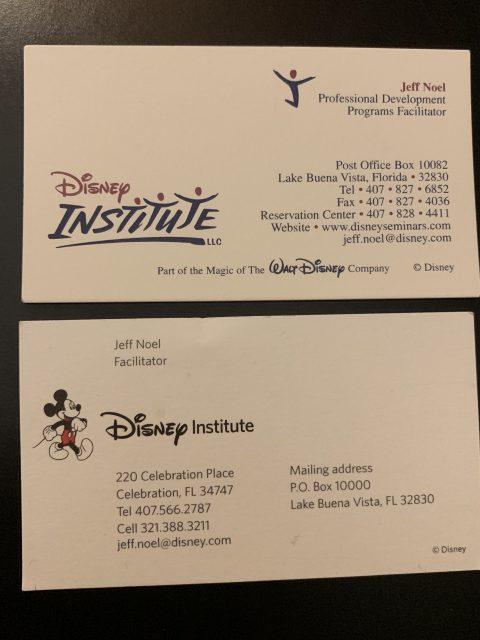 Disney Institute Keynote Speakers