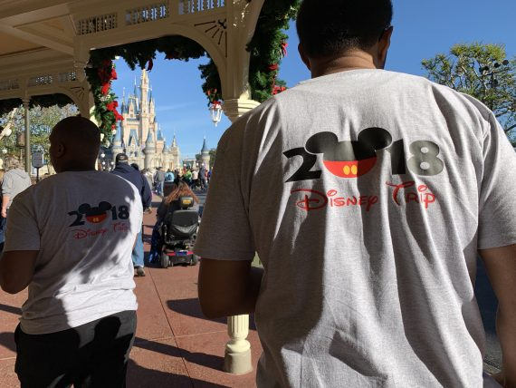 Disney family tee shirts