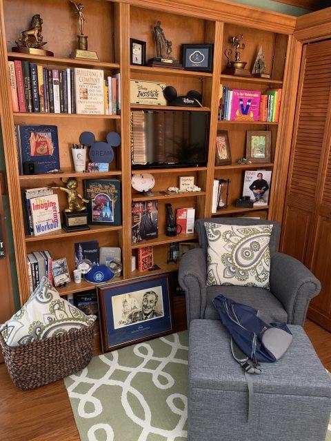 Disney Speaker jeff noel home office