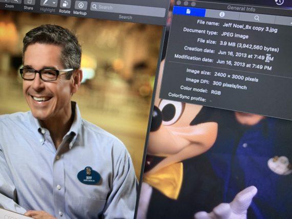 jeff noel Disney speaker