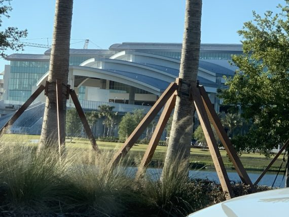 Orlando airport new terminal