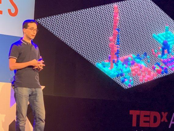 Omar Khalil TEDx AUK