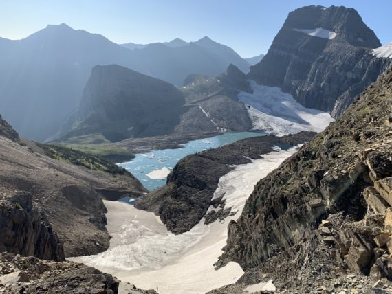 Grinnell Glacier Overlook