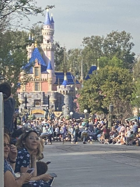 Magic Happens Disneyland