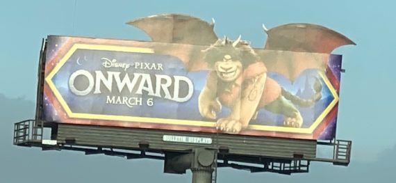 Onward billboard