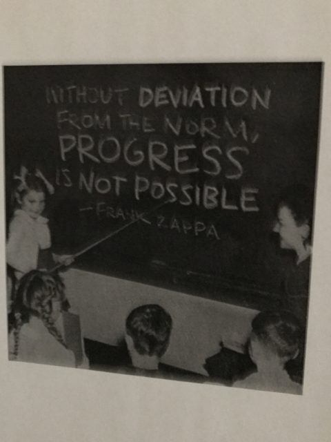 quote about deviation