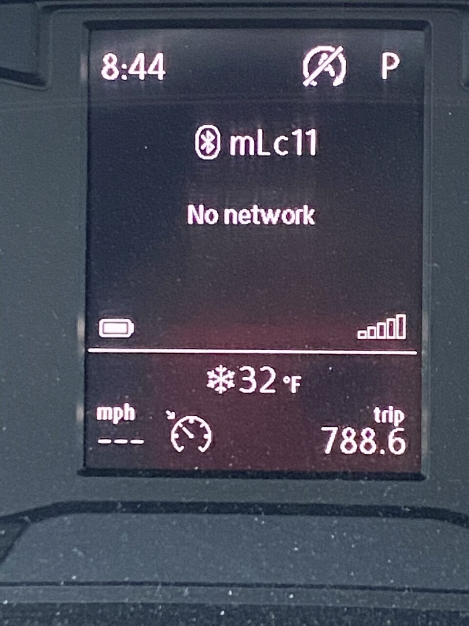 car dashboard monitor