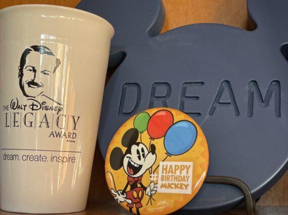 Mickey Mouse memorabilia