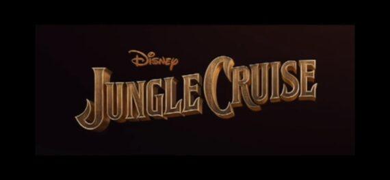 Disney's jungle cruise movie title