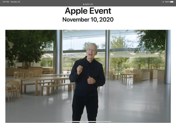 Tim Cook at Apple