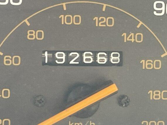 Car odometer