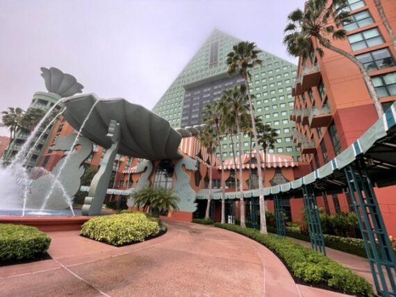 Dolphin Hotel at Walt Disney World