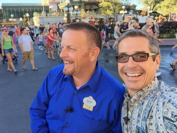 Disney Institute Keynote Speakers Mark Matheis and Jeff Noel