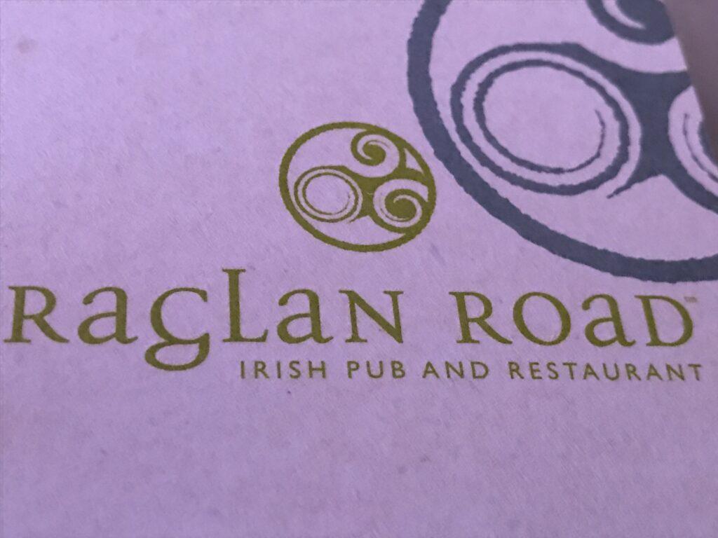 Disney Raglan Road logo