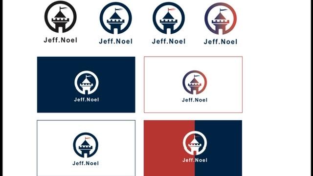 Disney speaker Jeff Noel castle logos