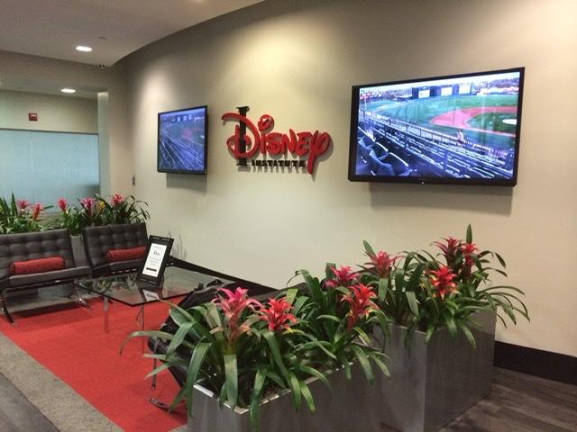Disney Institute lobby